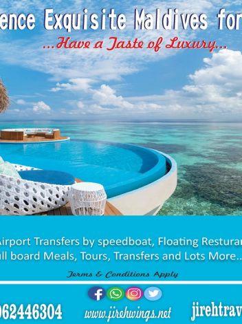 MALDIVES EXQUISITE WEB