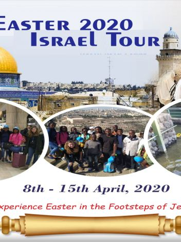 EASTER 2020 ISRAEL TOUR (WEB)